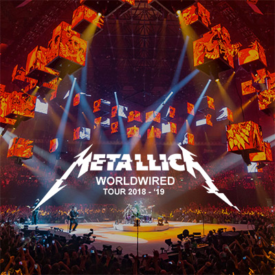 Pack Metallica Estadia + Bilhete